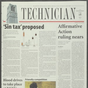 Technician, June 18, 2003