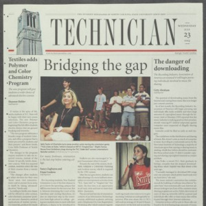 Technician, July 23, 2003