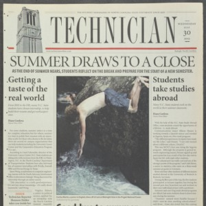 Technician, July 30, 2003