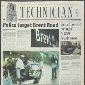 Technician, August 22, 2003