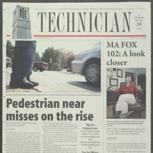 Technician, August 26, 2003