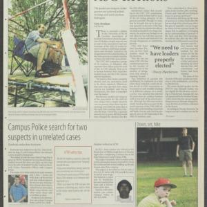 Technician, August 28, 2003