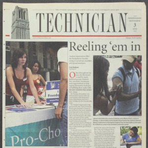 Technician, September 3, 2003