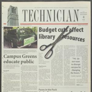 Technician, September 4, 2003