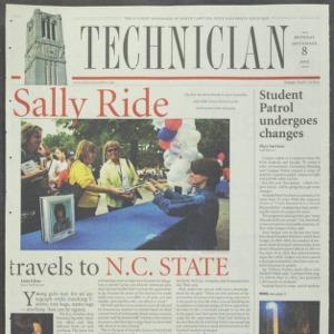 Technician, September 8, 2003
