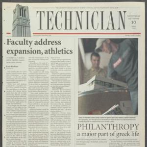 Technician, September 10, 2003