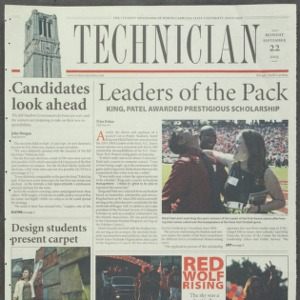 Technician, September 22, 2003