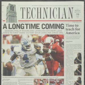 Technician, September 29, 2003