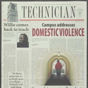 Technician, September 30, 2003