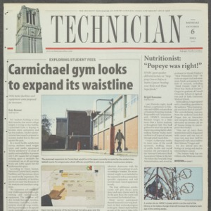 Technician, October 6, 2003