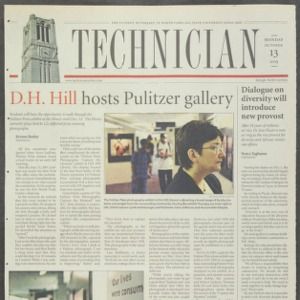 Technician, October 13, 2003
