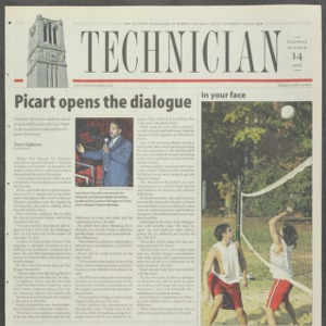 Technician, October 14, 2003