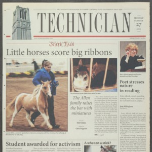 Technician, October 27, 2003