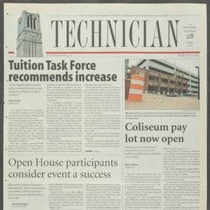 Technician, October 28, 2003