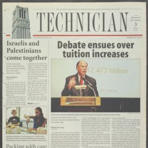 Technician, November 3, 2003