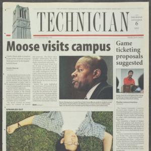 Technician, November 6, 2003