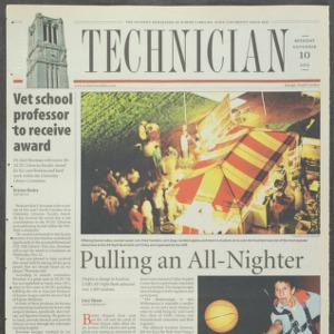 Technician, November 10, 2003