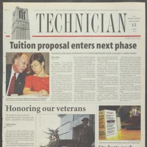 Technician, November 12, 2003