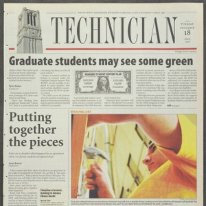 Technician, November 18, 2003