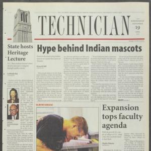 Technician, November 19, 2003