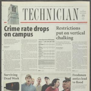 Technician, November 25, 2003