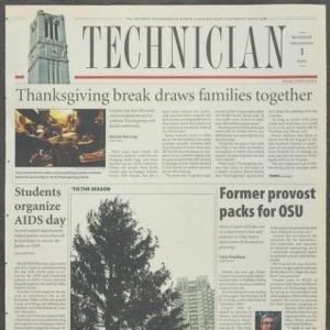 Technician, December 1, 2003