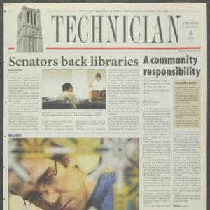 Technician, December 4, 2003