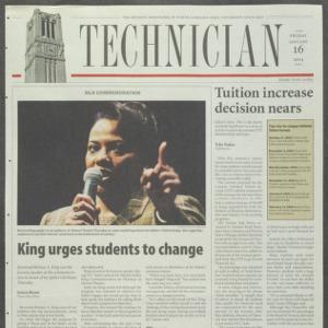 Technician, January 16, 2004