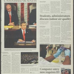 Technician, January 21, 2004