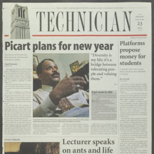 Technician, January 23, 2004