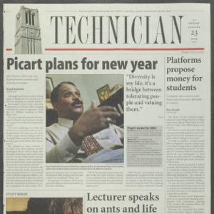 Technician, January 23, 2004