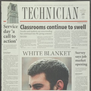 Technician, January 26, 2004