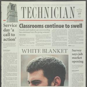 Technician, January 26, 2004