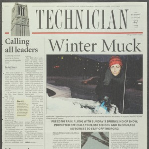 Technician, January 27, 2004