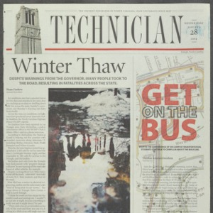 Technician, January 28, 2004