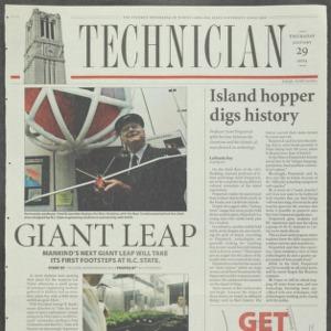 Technician, January 29, 2004