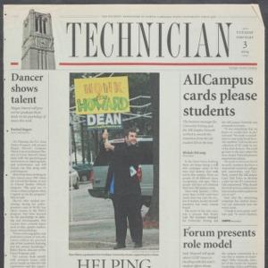 Technician, February 3, 2004