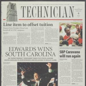 Technician, February 4, 2004