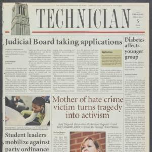 Technician, February 5, 2004