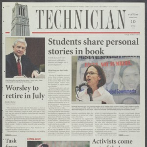 Technician, February 10, 2004