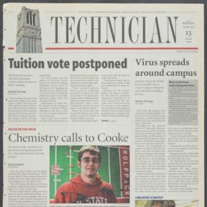 Technician, February 13, 2004