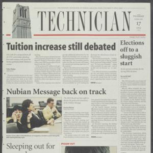 Technician, February 17, 2004