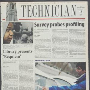 Technician, February 18, 2004