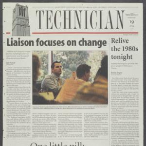 Technician, February 19, 2004