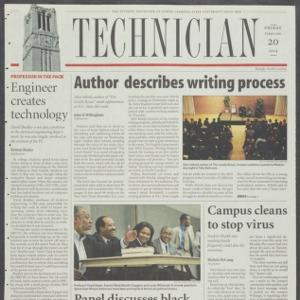 Technician, February 20, 2004