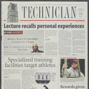 Technician, February 24, 2004