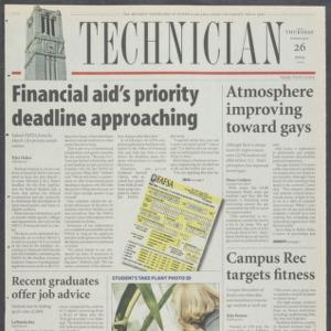 Technician, February 26, 2004