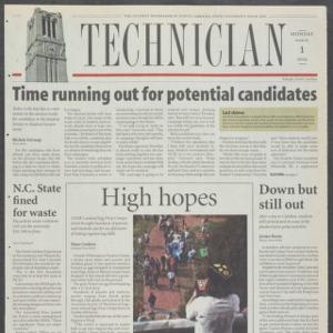 Technician, March 1, 2004