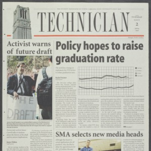 Technician, March 2, 2004