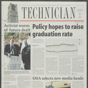 Technician, March 2, 2004